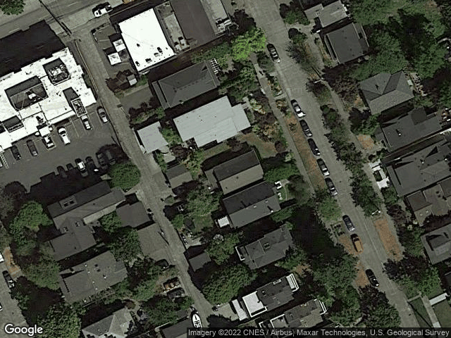 5433 Kirkwood Place N Seattle, WA 98103 Satellite View