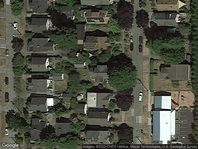 5613 6th Ave NW Seattle, WA 98107 Satellite View
