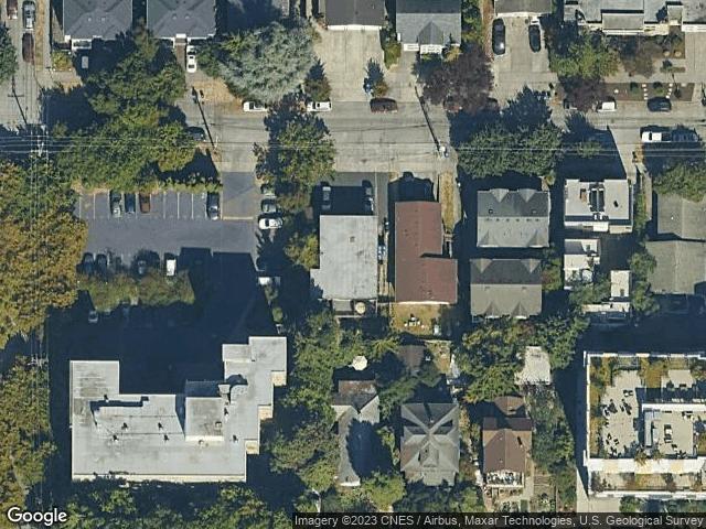 2437 NW 57th St Seattle, WA 98107 Satellite View