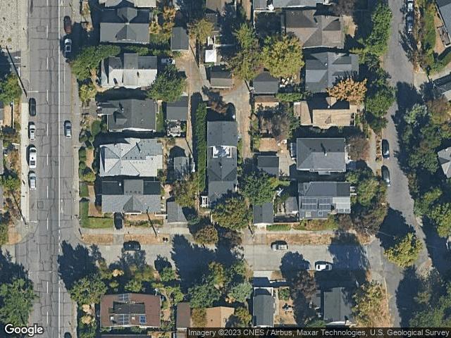 1212 NE 62nd St Seattle, WA 98115 Satellite View
