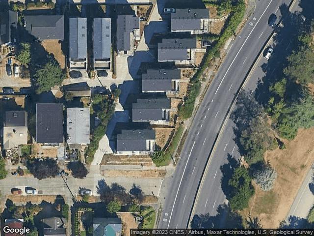 7103 Aurora Ave N Seattle, WA 98103 Satellite View