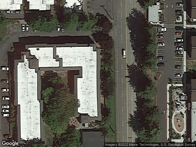 7021 Sandpoint Wy NE #B116 Seattle, WA 98115 Satellite View