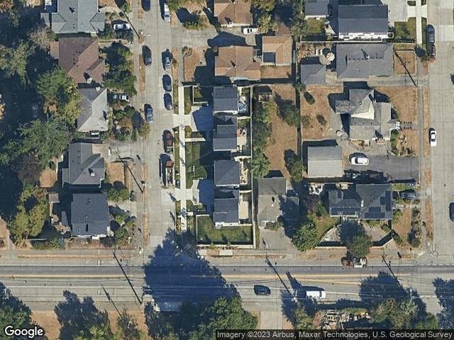 3202 NE 75th St Seattle, WA 98115 Satellite View