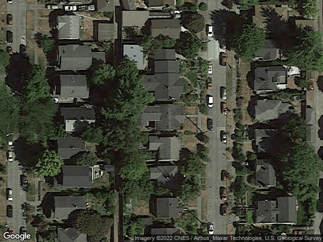 7531 25th Ave NW Seattle, WA 98117 Satellite View