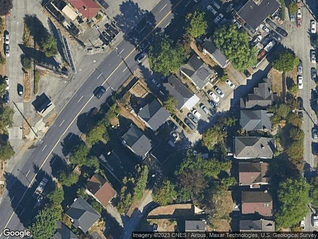 7834 Lake City Wy NE Seattle, WA 98115 Satellite View