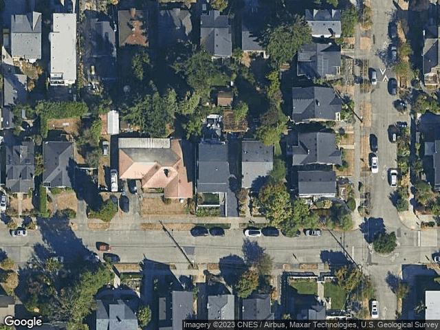 546 N 83rd St Seattle, WA 98103 Satellite View
