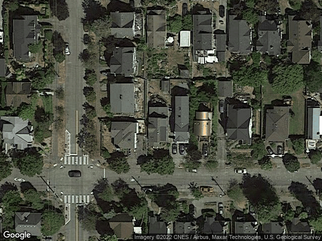 906 N 83rd St Seattle, WA 98103 Satellite View