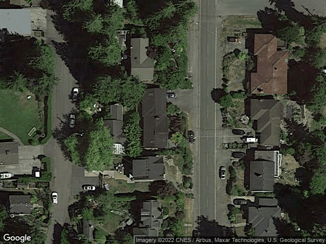 8833 28th Ave NW Seattle, WA 98117 Satellite View