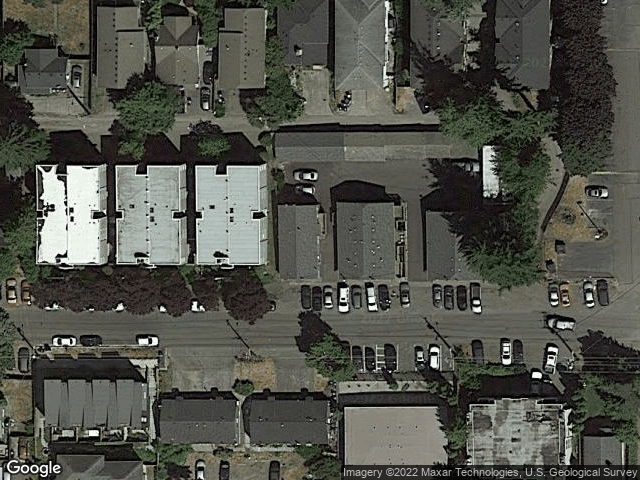 926 N 104th St Seattle, WA 98133 Satellite View