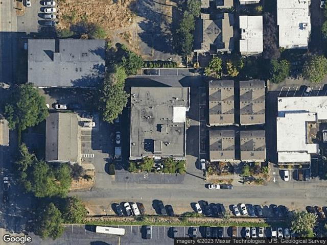 2116 N 112th St Seattle, WA 98133 Satellite View