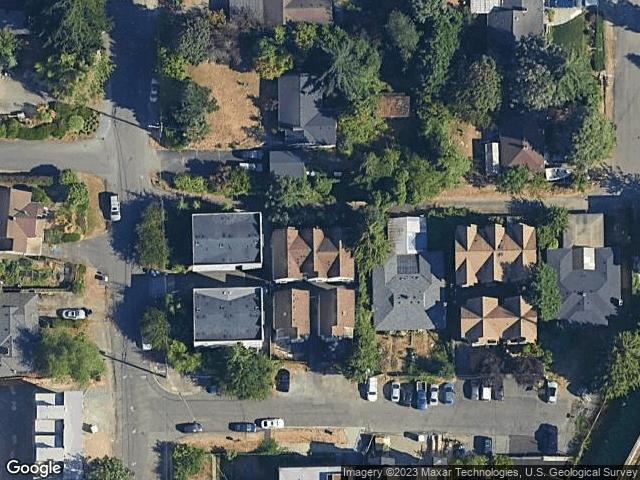 2308 N 113th Place #B Seattle, WA 98133 Satellite View