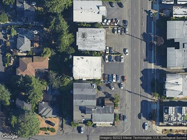 11515 Greenwood Ave N #H Seattle, WA 98133 Satellite View