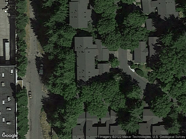 11803 Stendall Dr N Seattle, WA 98133 Satellite View