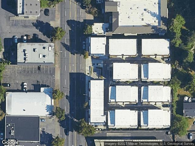 12524 15th (Lot #5) Ave NE #A Seattle, WA 98125 Satellite View