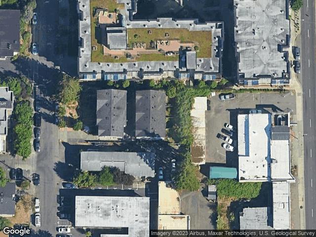 14018 32nd Ave NE #B Seattle, WA 98125 Satellite View