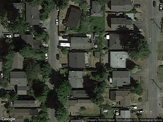 14342 Wayne Place N Seattle, WA 98133 Satellite View