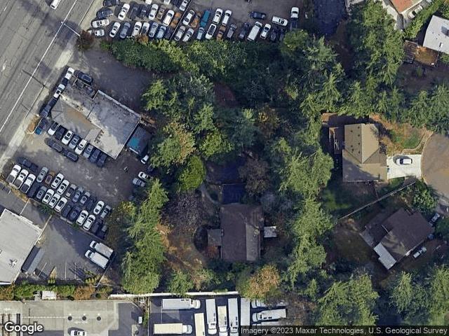 18929 Hwy 99 Lynnwood, WA 98036 Satellite View