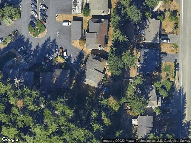 61st Place W Edmonds, WA 98026 Satellite View