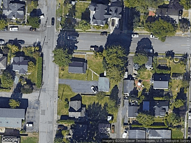 1815 4th St Snohomish, WA 98290 Satellite View
