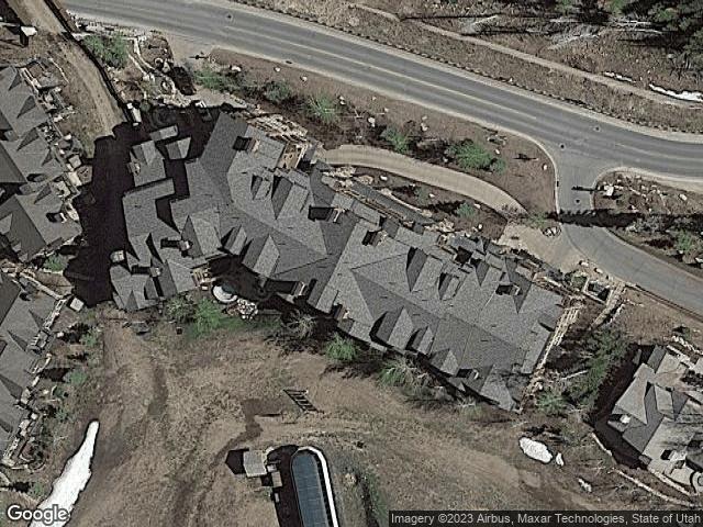8777 Marsac Ave Park City, UT 84060 Satellite View