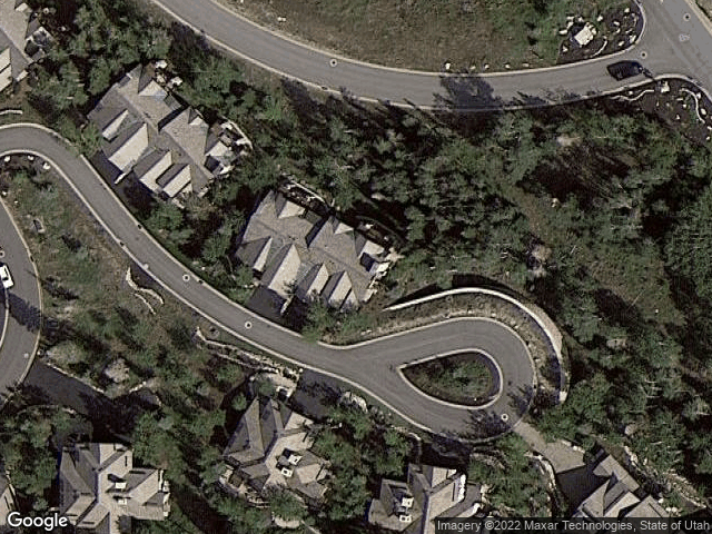 26 Banner Ct Park City, UT 84060 Satellite View