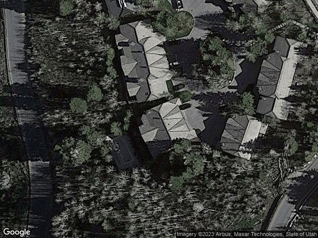 7235 Little Belle Ct Park City, UT 84060 Satellite View