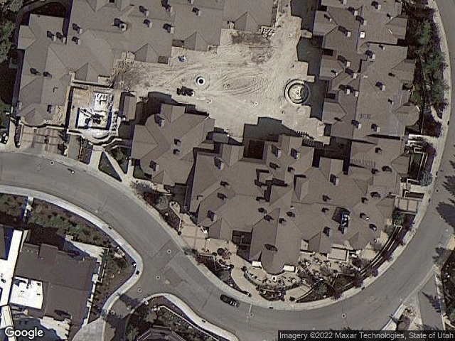 7815 E Royal St Park City, UT 84060 Satellite View