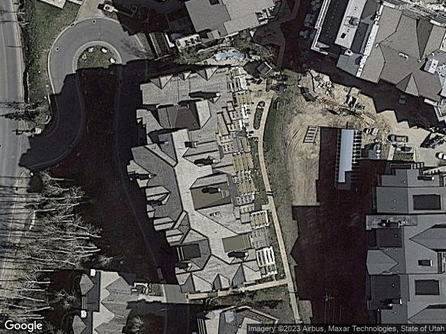 8902 Empire Club Dr Park City, UT 84060 Satellite View