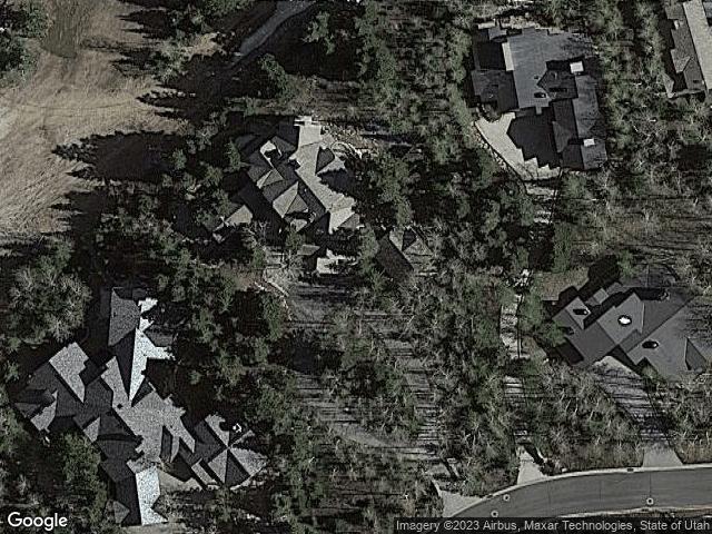 7885 Bald Eagle Dr Park City, UT 84060 Satellite View