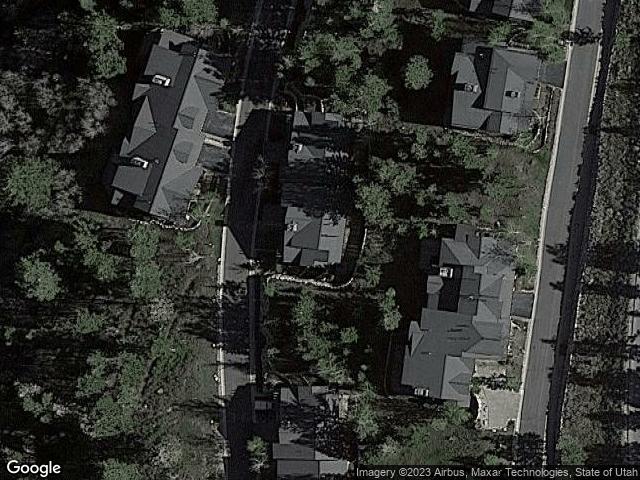 6559 Lookout Dr Park City, UT 84060 Satellite View