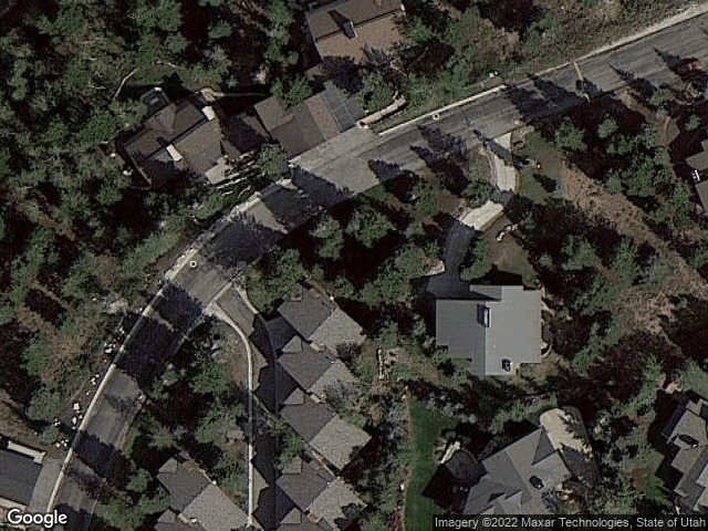 7620 Sterling Ct Park City, UT 84060 Satellite View