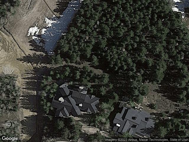 7975 Bald Eagle Dr Park City, UT 84060 Satellite View