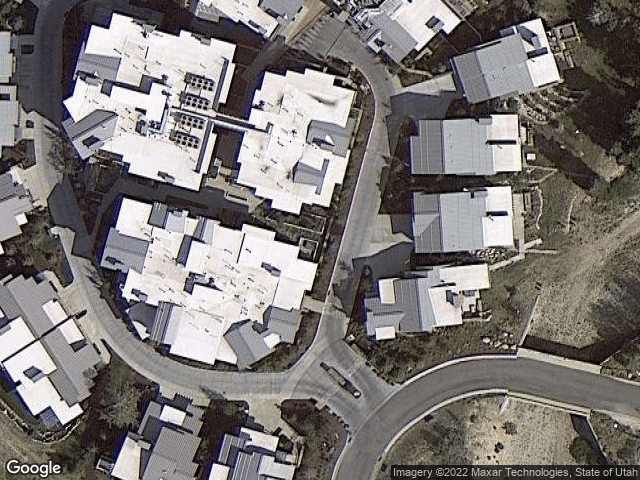 6882 Stein Circle Park City, UT 84060 Satellite View