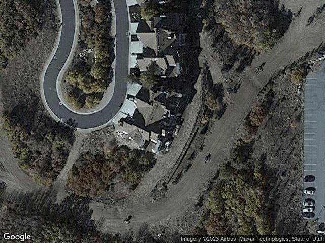 10513 N Lake View Ln Heber City, UT 84032 Satellite View