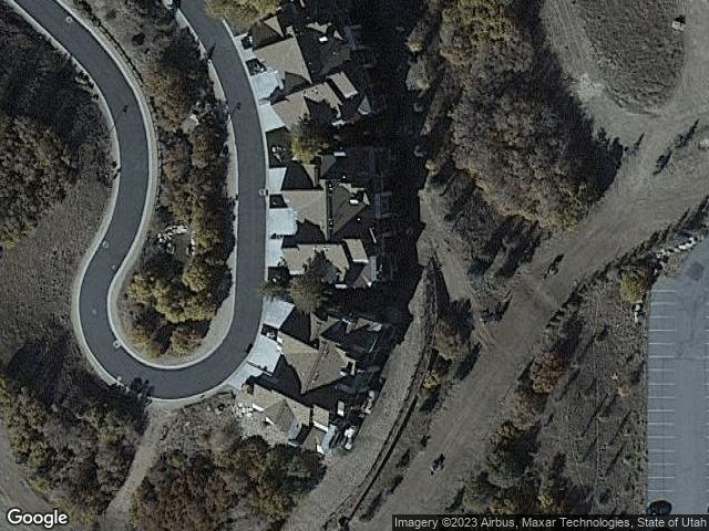 10507 N Lake View Ln Heber City, UT 84032 Satellite View