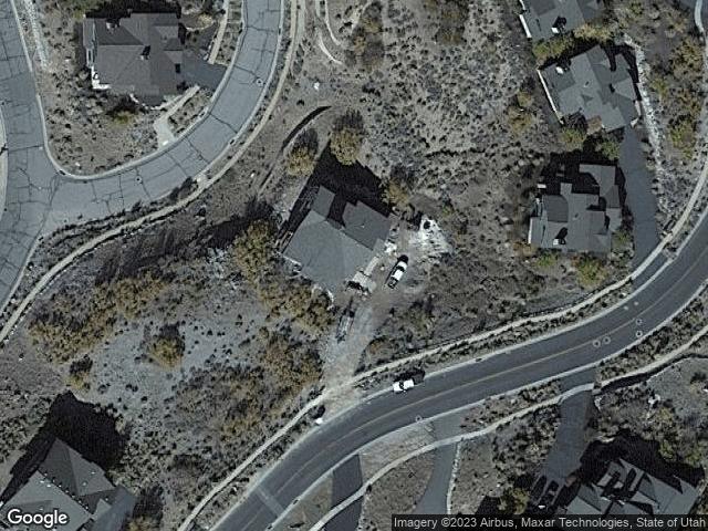 10779 N Hideout Trl Hideout, UT 84036 Satellite View