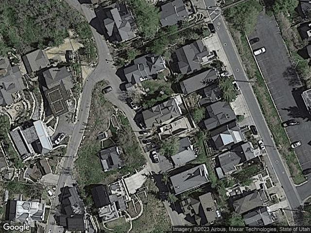 156 Norfolk Ave Park City, UT 84060 Satellite View