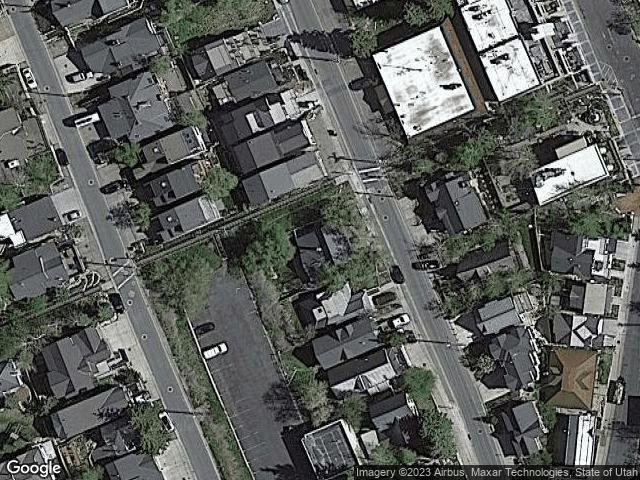 161 Park Ave Park City, UT 84060 Satellite View