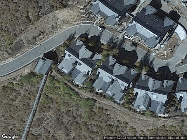 2391 W Harmony Dr Park City, UT 84060 Satellite View