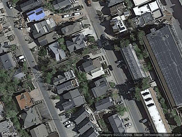263 Park Ave Ave Park City, UT 84060 Satellite View