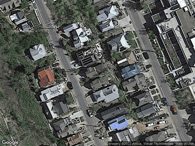 340 Woodside Ave Park City, UT 84060 Satellite View