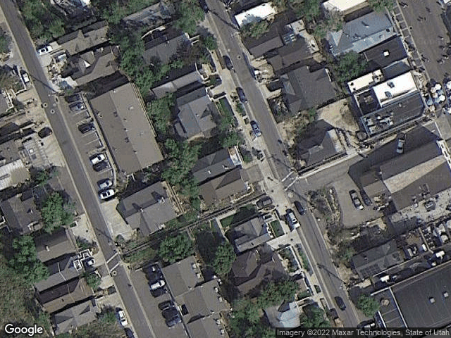 505 Park Ave Park City, UT 84060 Satellite View