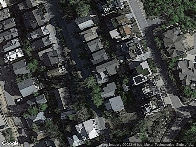 422 Ontario Ave Park City, UT 84060 Satellite View