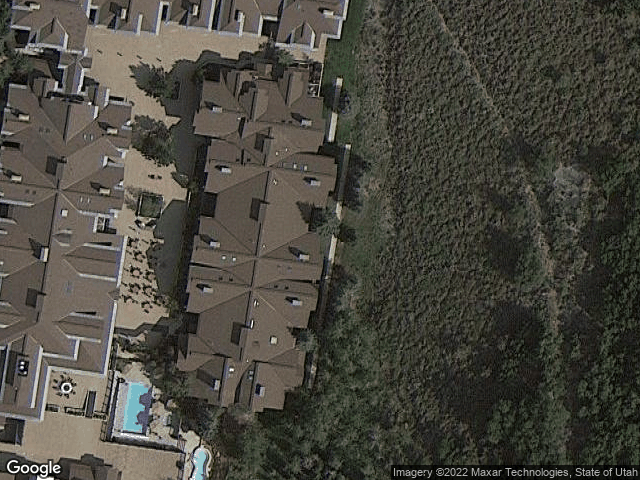 3160 Deer Valley Dr. Park City, UT 84060 Satellite View