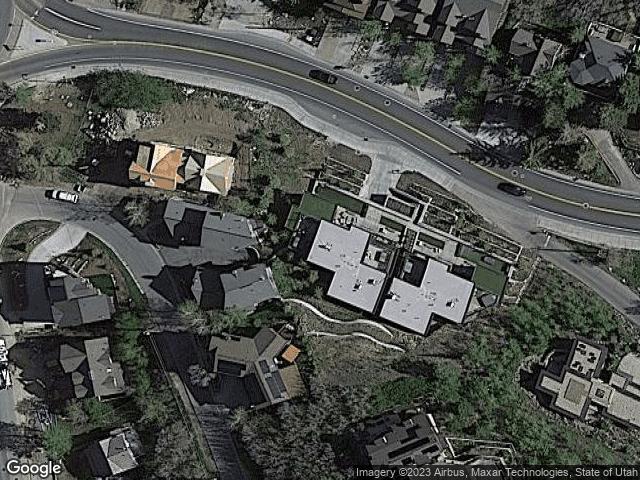 300 Deer Valley Dr Park City, UT 84060 Satellite View