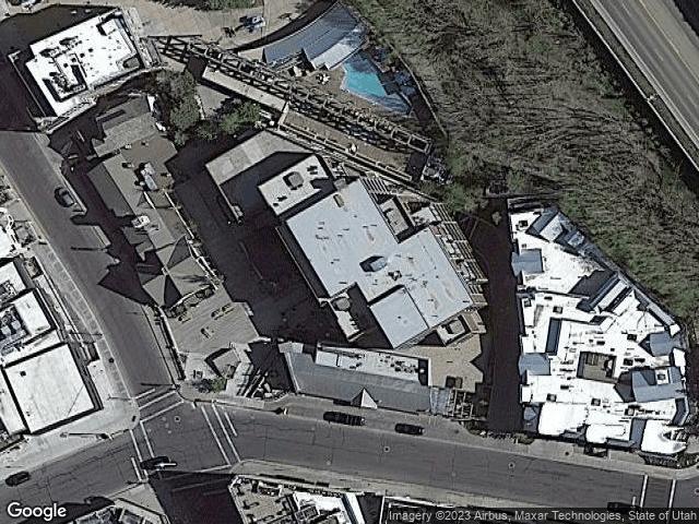 201 Heber Ave Park City, UT 84060 Satellite View