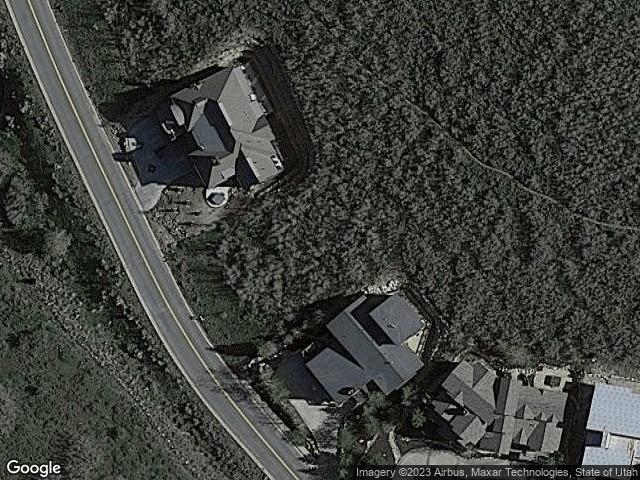 1302 Mellow Mountain Rd Park City, UT 84060 Satellite View