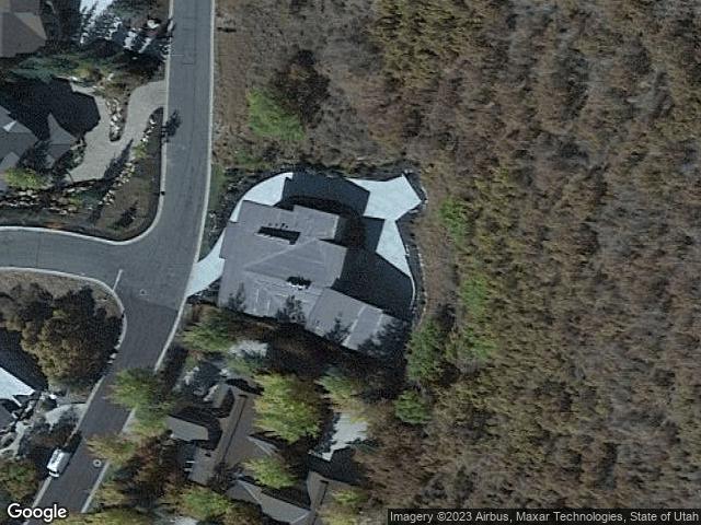 3808 Sun Ridge Park City, UT 84060 Satellite View