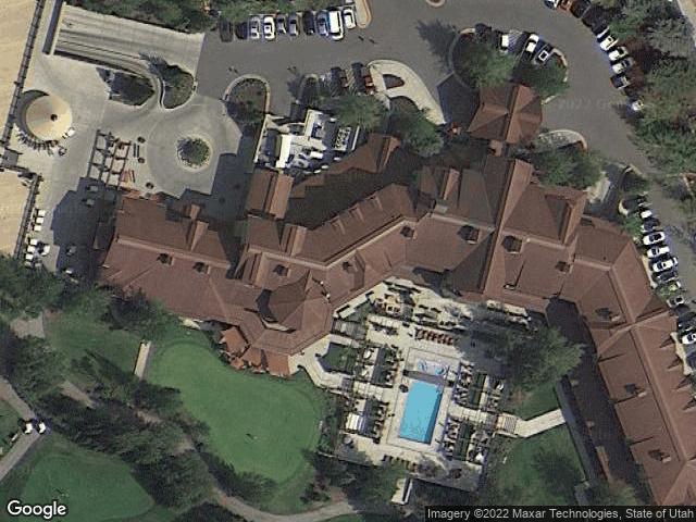 2001 Park Ave Park City, UT 84060 Satellite View