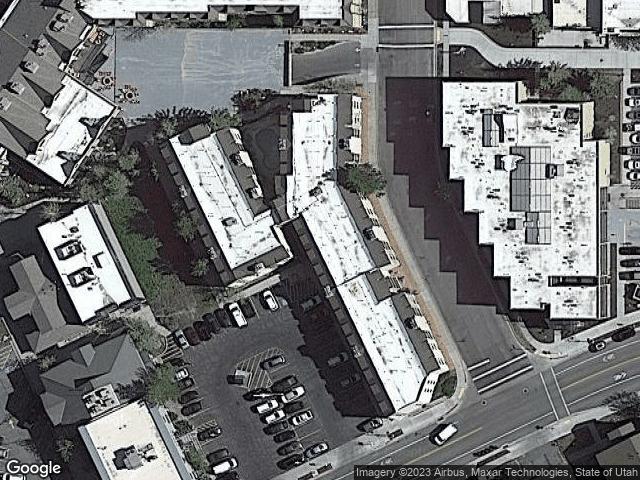 1940 Prospector Ave Park City, UT 84060 Satellite View